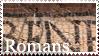 Roman Civilization Stamp by ChuutayuntiFutsuhime