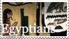 Egyptian Civilization Stamp by ChuutayuntiFutsuhime