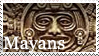 Mayan Civilization Stamp by ChuutayuntiFutsuhime