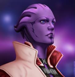 I am Omega - Aria T'Loak