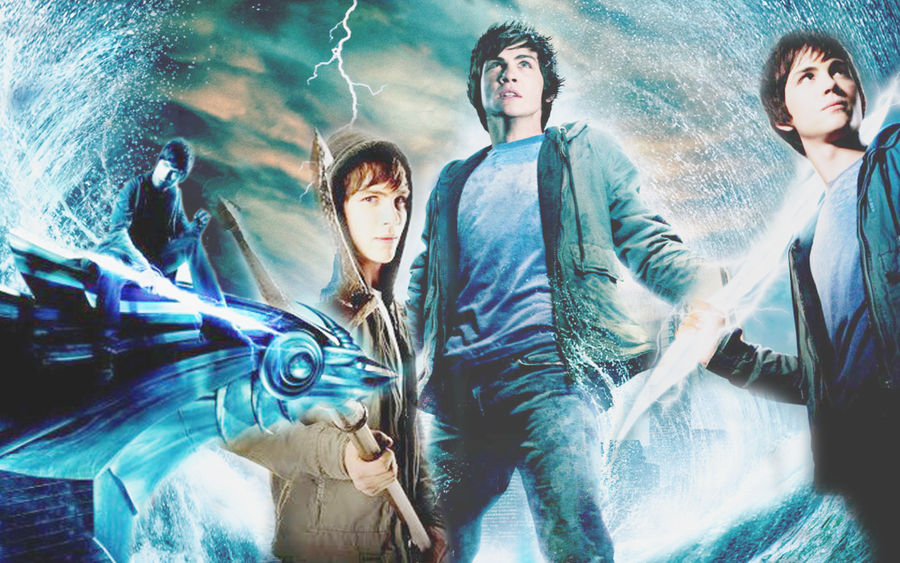 Percy Jackson Wallpaper by green-pisces91 ...
