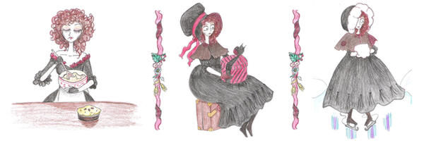 Mrs Lovett by PansyBlack