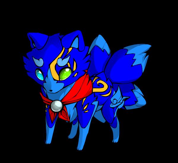 The humble fox by Weregaruru