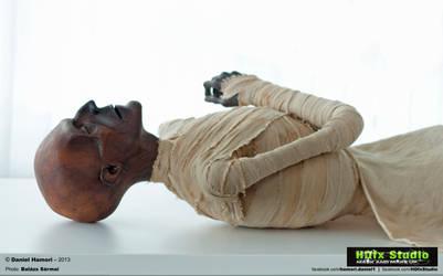 Lifesize Mummy puppet (2013)