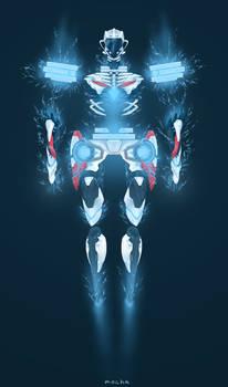 Skin Concept: Cryocore Xerath
