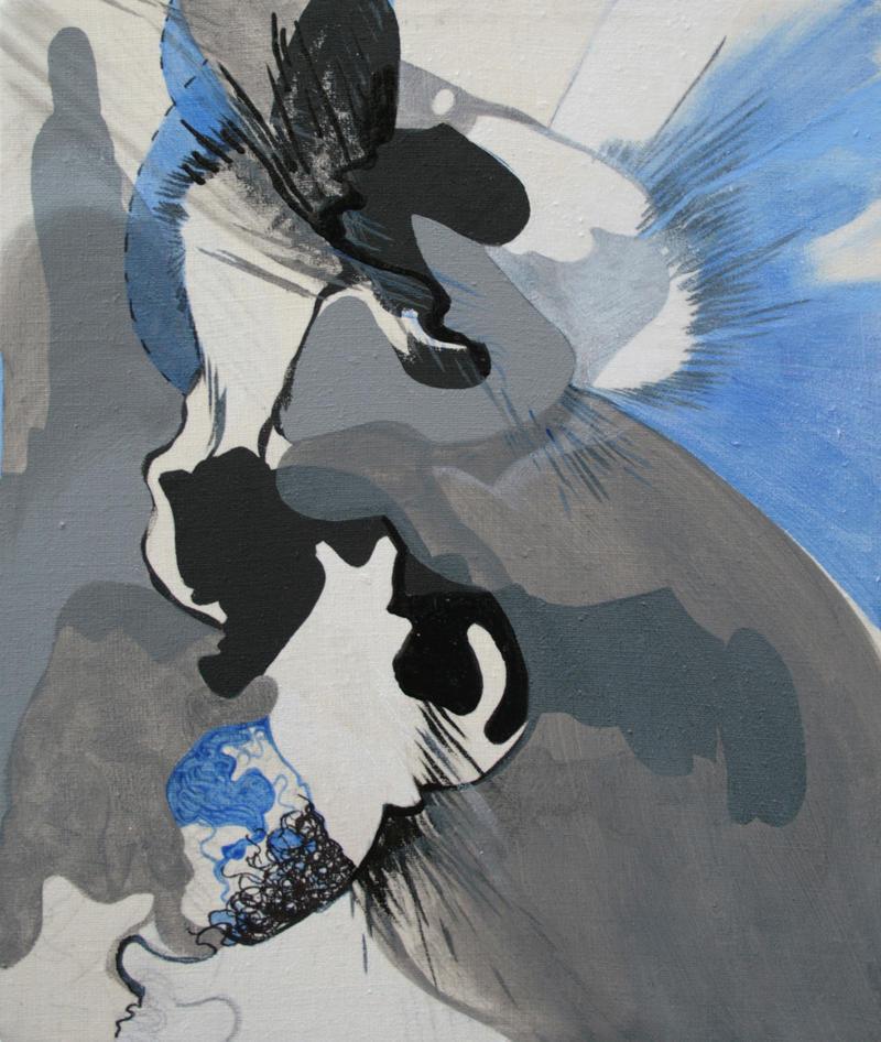 Untitled Ultramarine Blue by amnios