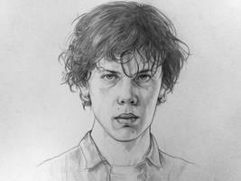 Selfportrait by Jordy-Knoop