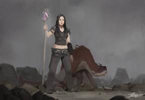 DragonChick by Jordy-Knoop