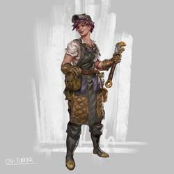RPG Class day 04: Tinker.