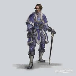 RPG Class day 08: Investigator.