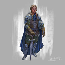 RPG Class day 09: Royalty.