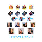 MULTIMUSE NOTAS TEMPLATE PSD BY ITSPORCELAIN