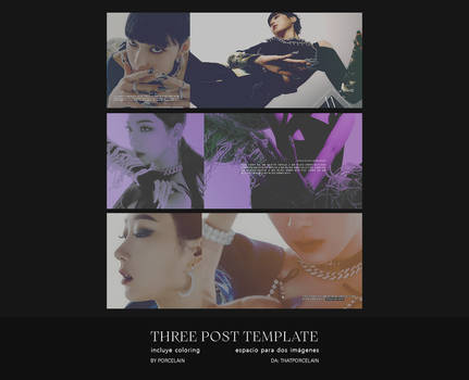 post template pack 3 psd by itsporcelain