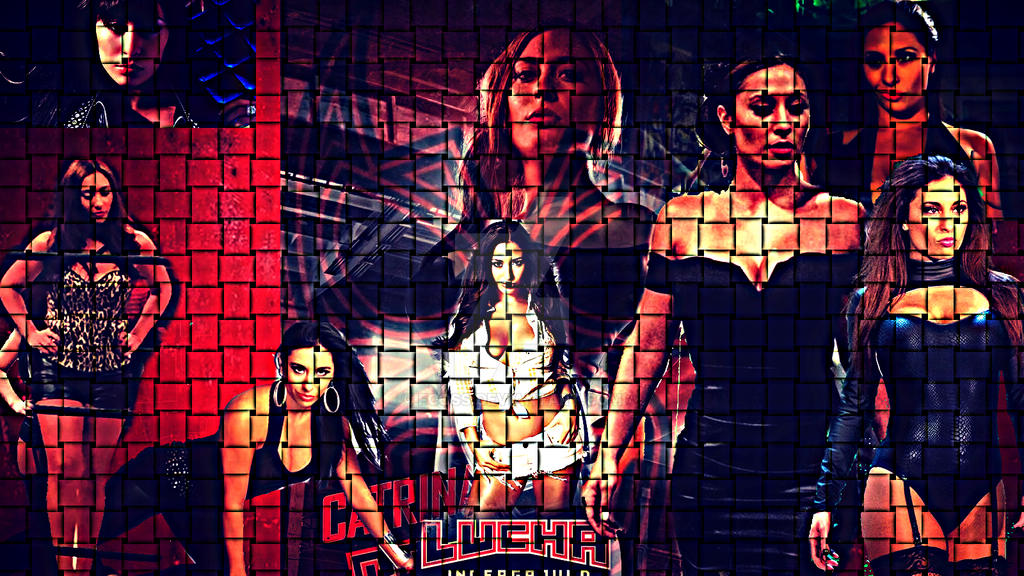 Catrina Lucha Underground by FCOSS