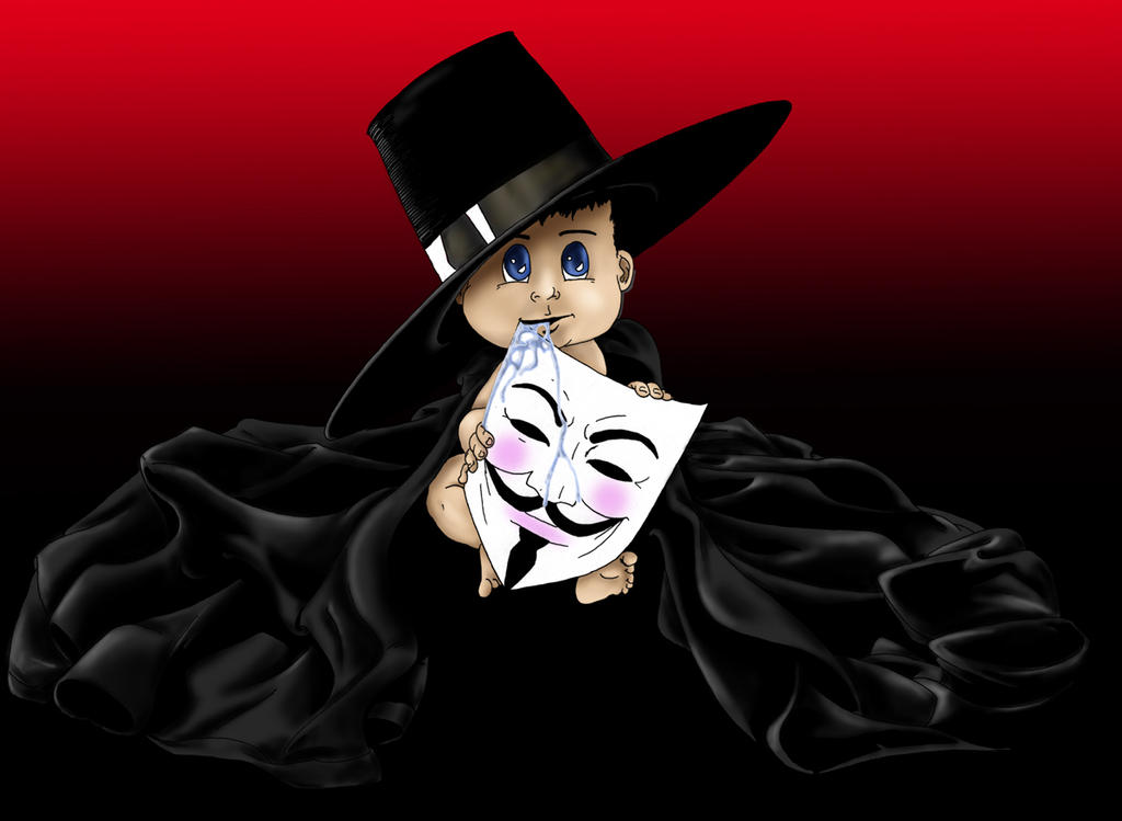 In v for vendetta is v a hero or a villian?