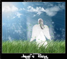 Angel's Rising by jaderubini