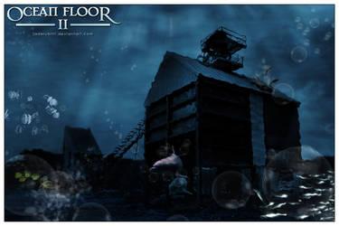 Ocean Floor II by jaderubini