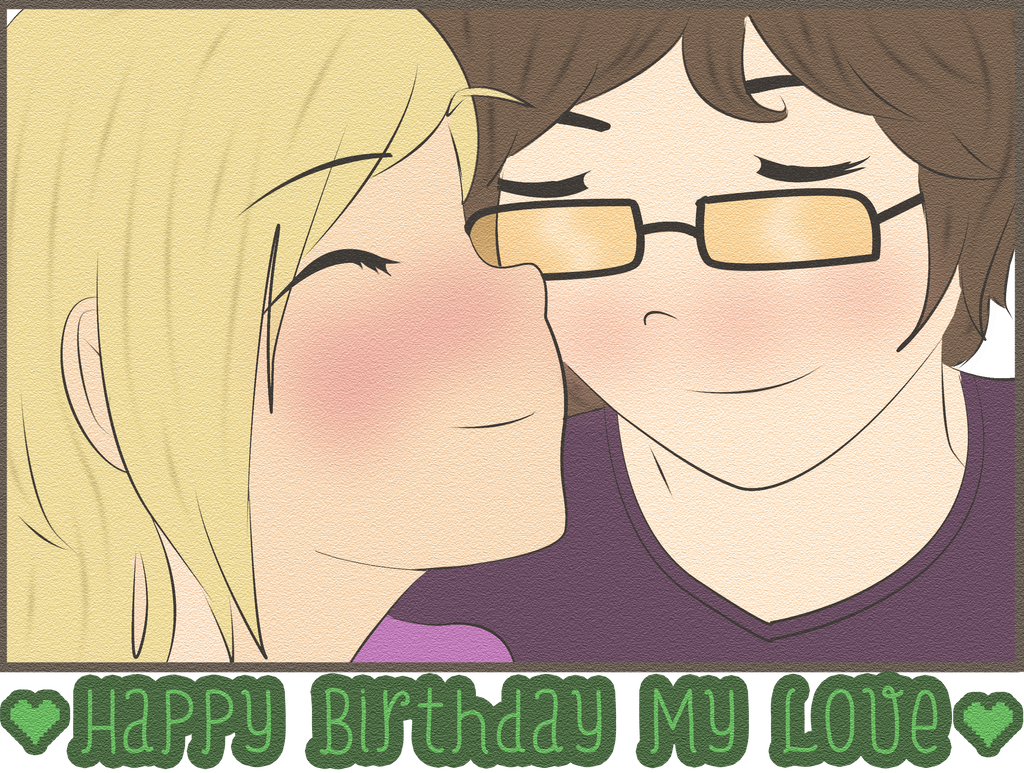 Happy Birthday Happy birthday by Shojo-Onigiri
