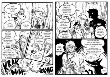 The beast of the salt mine page 93-94 by Szacsi