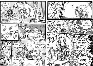 The beast of the salt mine page 87-88 by Szacsi