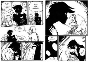 The beast of the salt mine page 97-98 by Szacsi