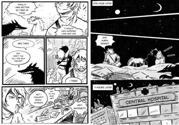 The beast of the salt mine page 99-100 by Szacsi
