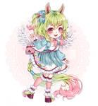 Enyu - Commission Work-