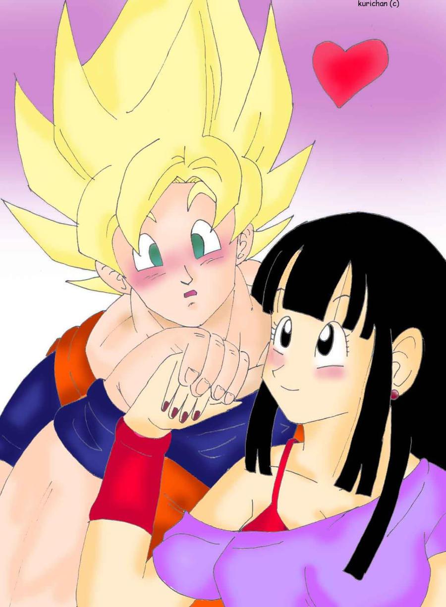 Goku X Chichi