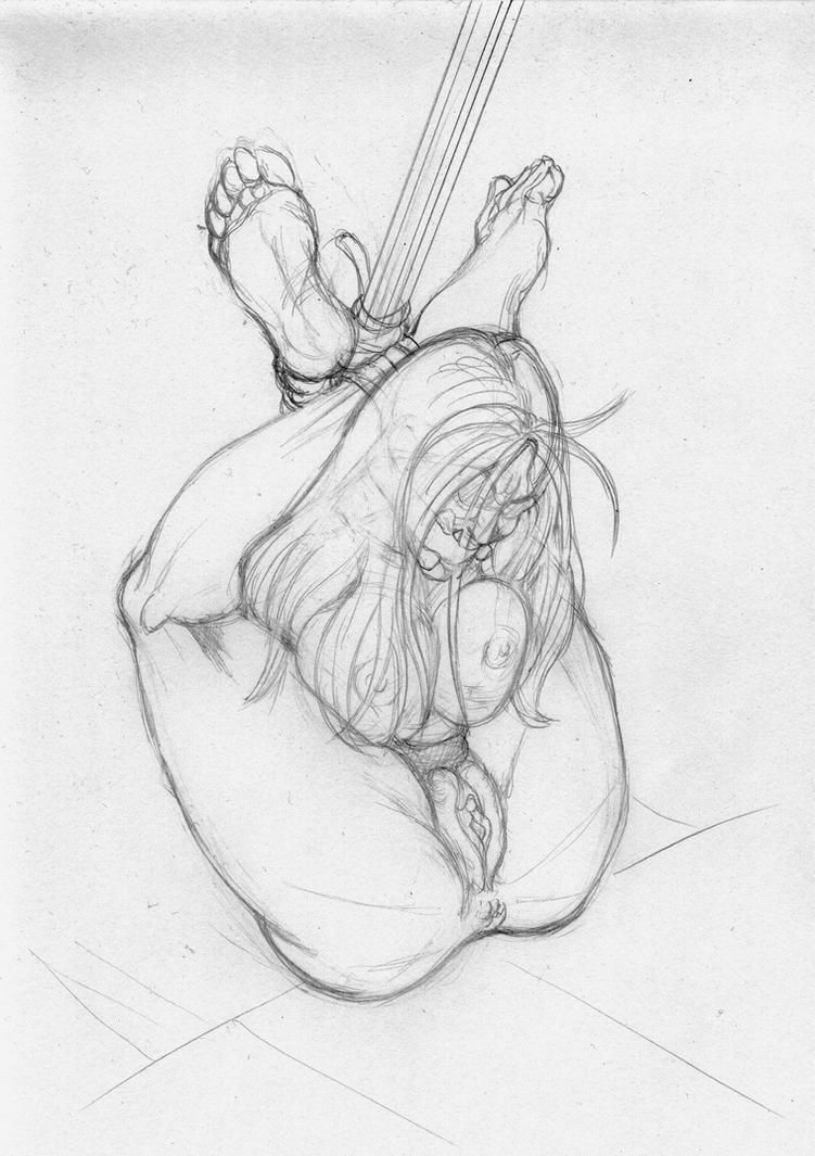 Jack nife Juno pencil by Ogen1o
