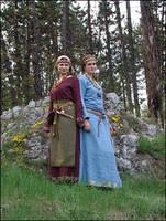 Slavic Costume - Maadob by Shadow-of-Yggdrasil