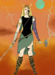 Brynhilde by Tattersail by Shadow-of-Yggdrasil