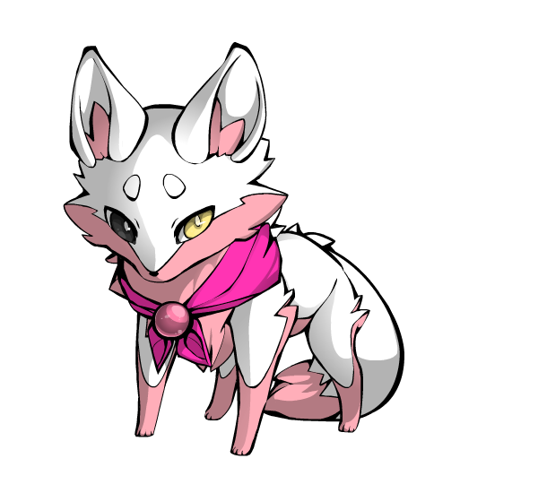 The mangle as a fox by megarager on deviantart