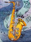 Creativity through music by Xhario