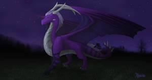 Servilia the Dragon [Contest-Entry] by Xhario