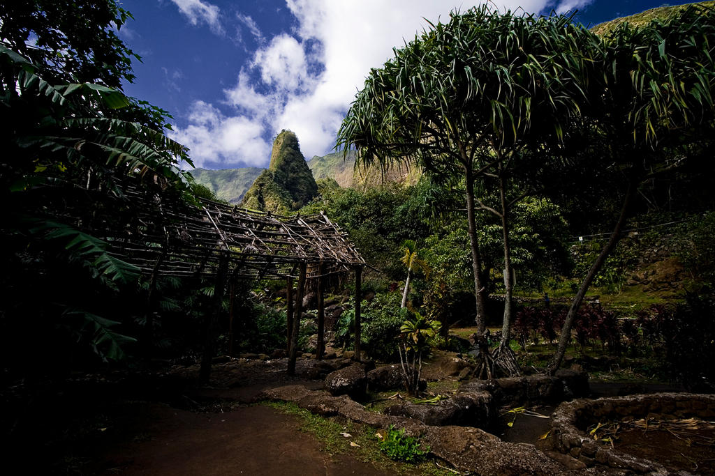 Iao Needle by IV47E