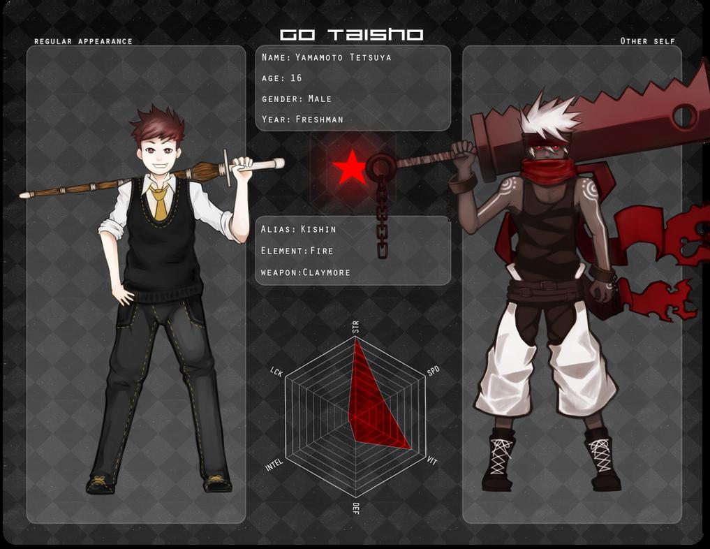 GT: Yamamoto Tetsuya by FleetingThunderBlade