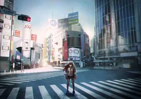Steins_Gate by yeinART
