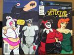 Batman BBW Femme Fatales Wrap Around Cover