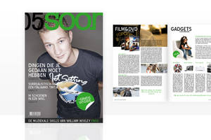 Soon Magazine by leroydonovan