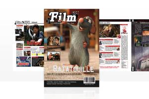 Film Magazine by leroydonovan