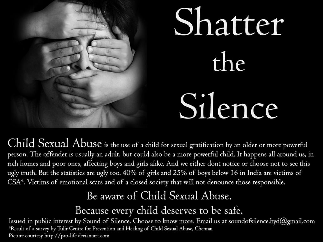 Quotes About Child Abuse Know About Child Sexual Abusehimabinduchitta On Deviantart
