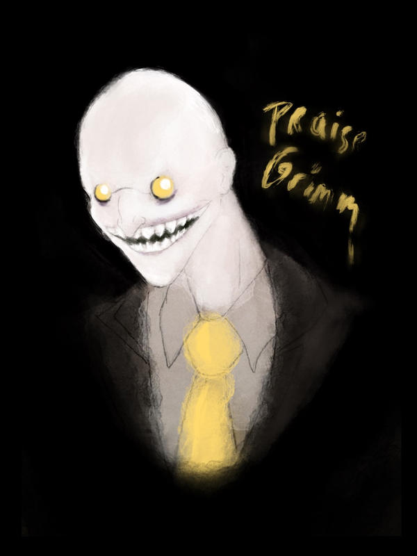 Laban Gold: Praise Grimm by Th3-M4ster