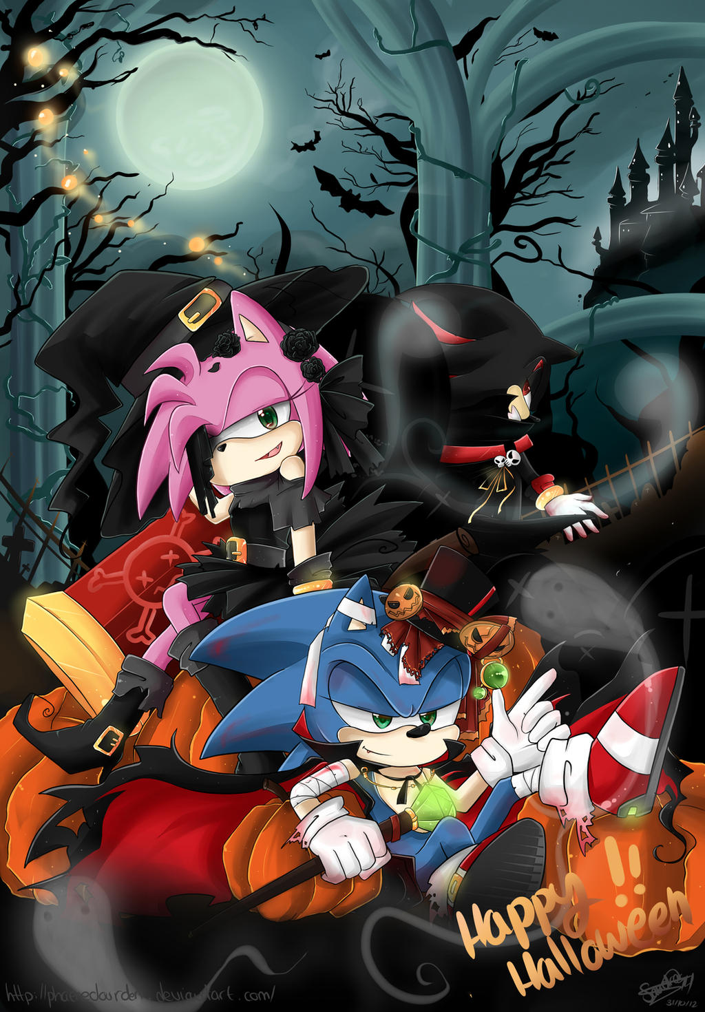Happy Halloween12 by SandraGH