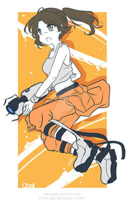 Chell Doodle