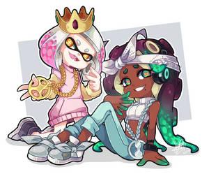 Pearl And Marina - Octo Expansion