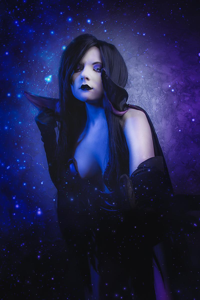 Battletoads dark queen cosplay