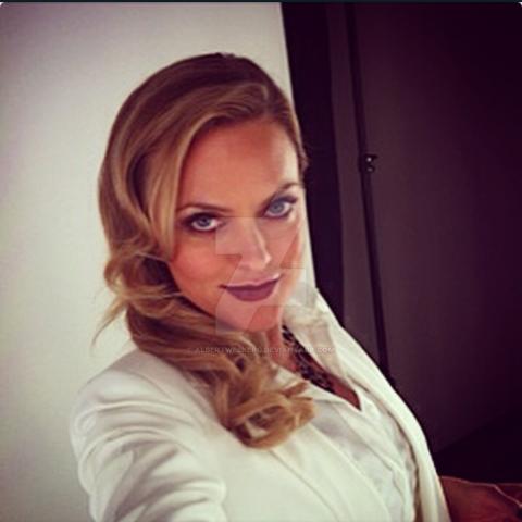 Alex Wesker/Elaine Hendrix selfie Instagram by ... Elaine Hendrix Alex Wesker