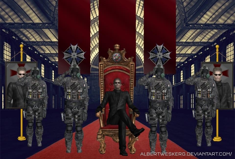 The Umbrella Order by AlbertWeskerG
