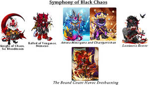 Symphony of Black Chaos by Galactic-Travailler