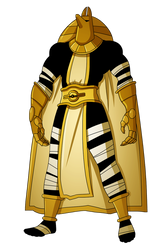 Grand Champion,The Mysterious Pharaoh